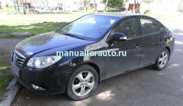 Hyundai Elantra ремонт