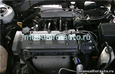 ремонт двигателя 4A-FE