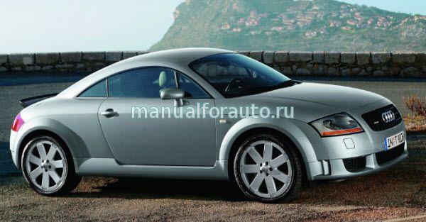 Audi TT 8N3
