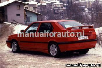 руководство Alfa Romeo 33