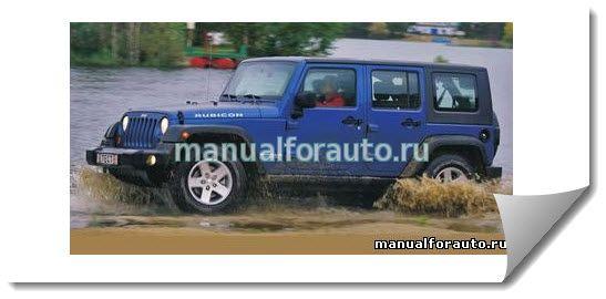 Jeep Wrangler тест