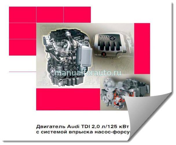Двигатель Ауди TDI