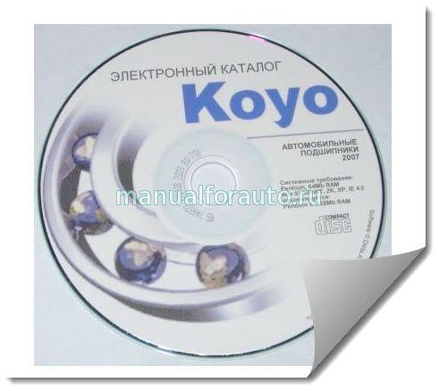 Каталог Koyo