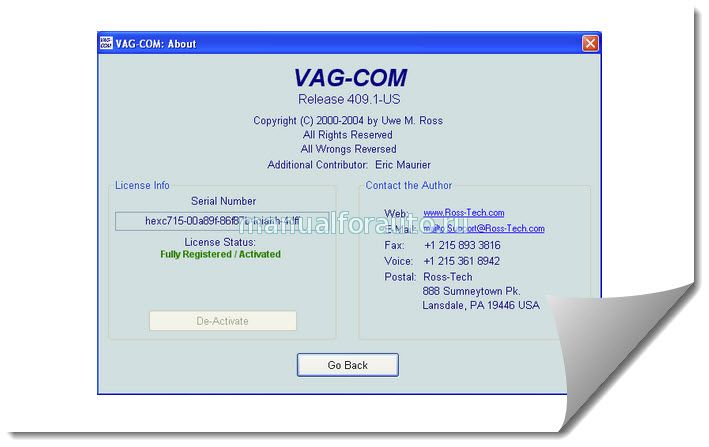 программа Vag Com