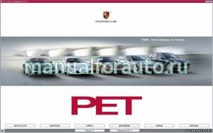 Porsche каталог запчастей