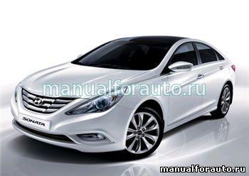 Hyundai Sonata 6 Руководство