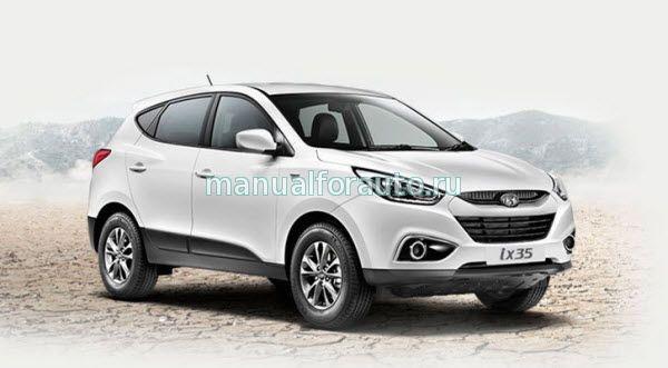Hyundai ix35 руководство