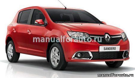 предохранители Renault Sandero 2