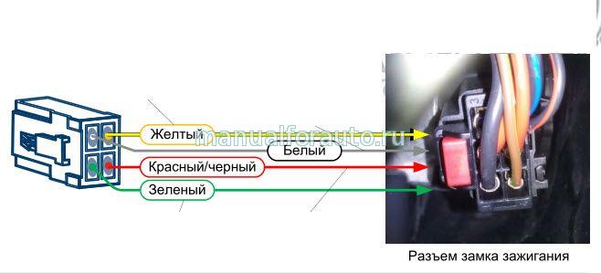 Подключения сигнализации к фольксваген транспортер правое зеркало на фольксваген транспортер т4
