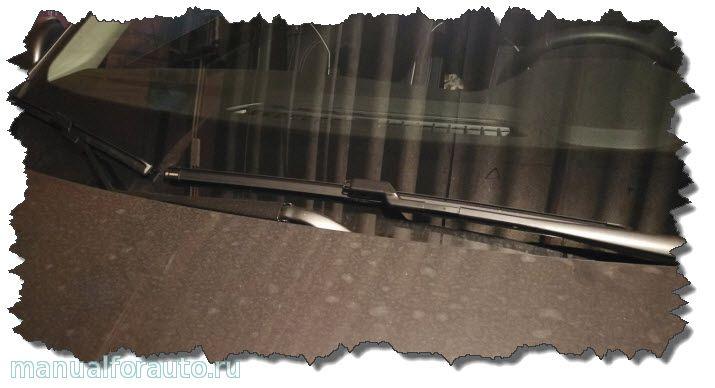 щетки стеклоочистителя рено аркана