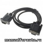 Адаптер для диагностики Nissan через порт rs232 (com port) Nissan Consult Diagnostic Interface Cable