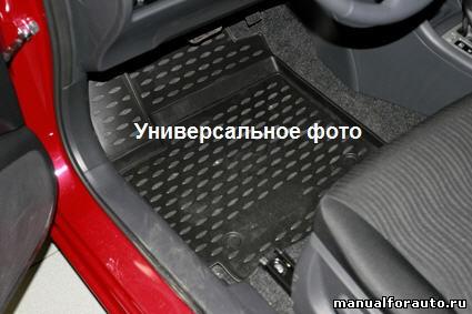 Полиуретановые Коврики на Форд фокус, мондео, Фьюжн