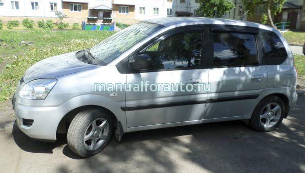 Hyundai Matrix неисправности