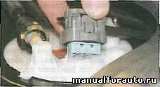 Замена топливного фильтра аутлендер хл