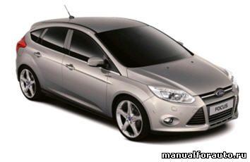 Установка сигнализации на Ford Focus 3 комплектации Trend StarLine B94