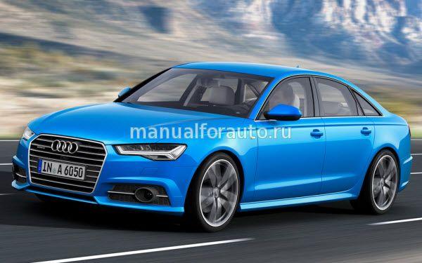 Audi A6 C7 руководство