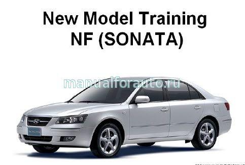 Хендай НФ Соната Ремонт, Hyundai Sonata. Руководство по ремонту и обслуживанию. Hyundai Sonata nf руководство
