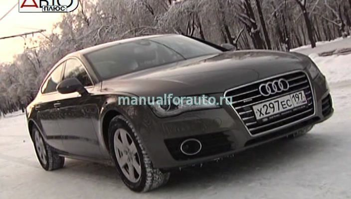 Audi A7 Sportback кузов