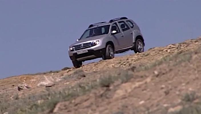 Renault Duster Дизель, Рено дастер Дизель Видео, тест драйв