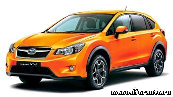 Установка сигнализации Subaru XV, точки подключения