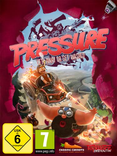 Гонки, стрелялки Pressure 2013, Веселая игрушка с кооперативным прохождением