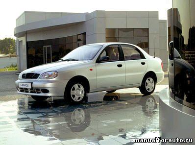 Daewoo Lanos руководство пользователя, инструкция по ремонту, обслуживанию и эксплуатации автомобиля.