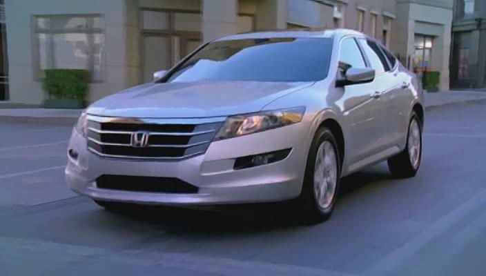 Тест драйв Хонда Кросстур, Honda Crosstour Обзор