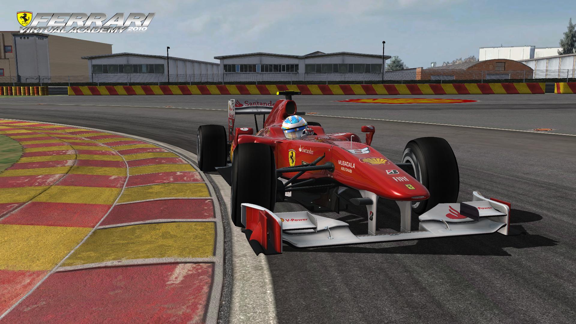 Симулятор Формулы 1 Ferrari Ferrari Virtual Academy