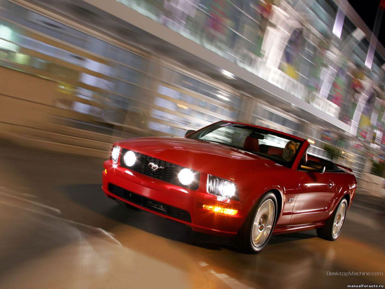 Фото Форд Мустанг, Обои Ford Mustang