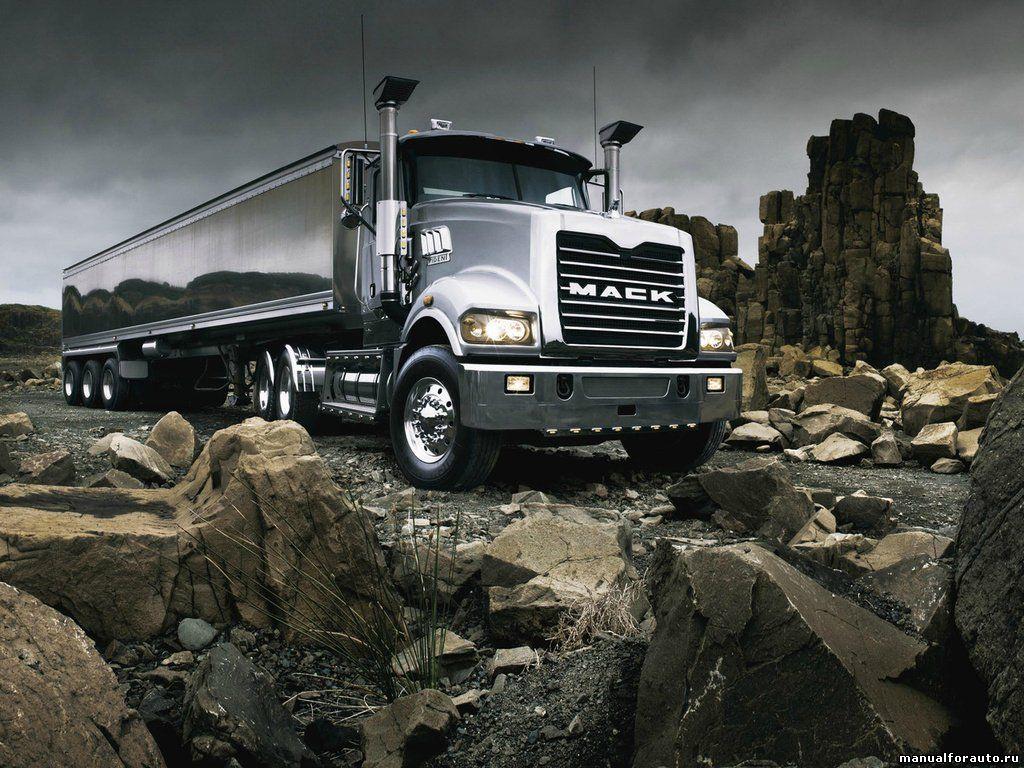 Фото грузовых автомобилей, Грузовые автомобили Америки