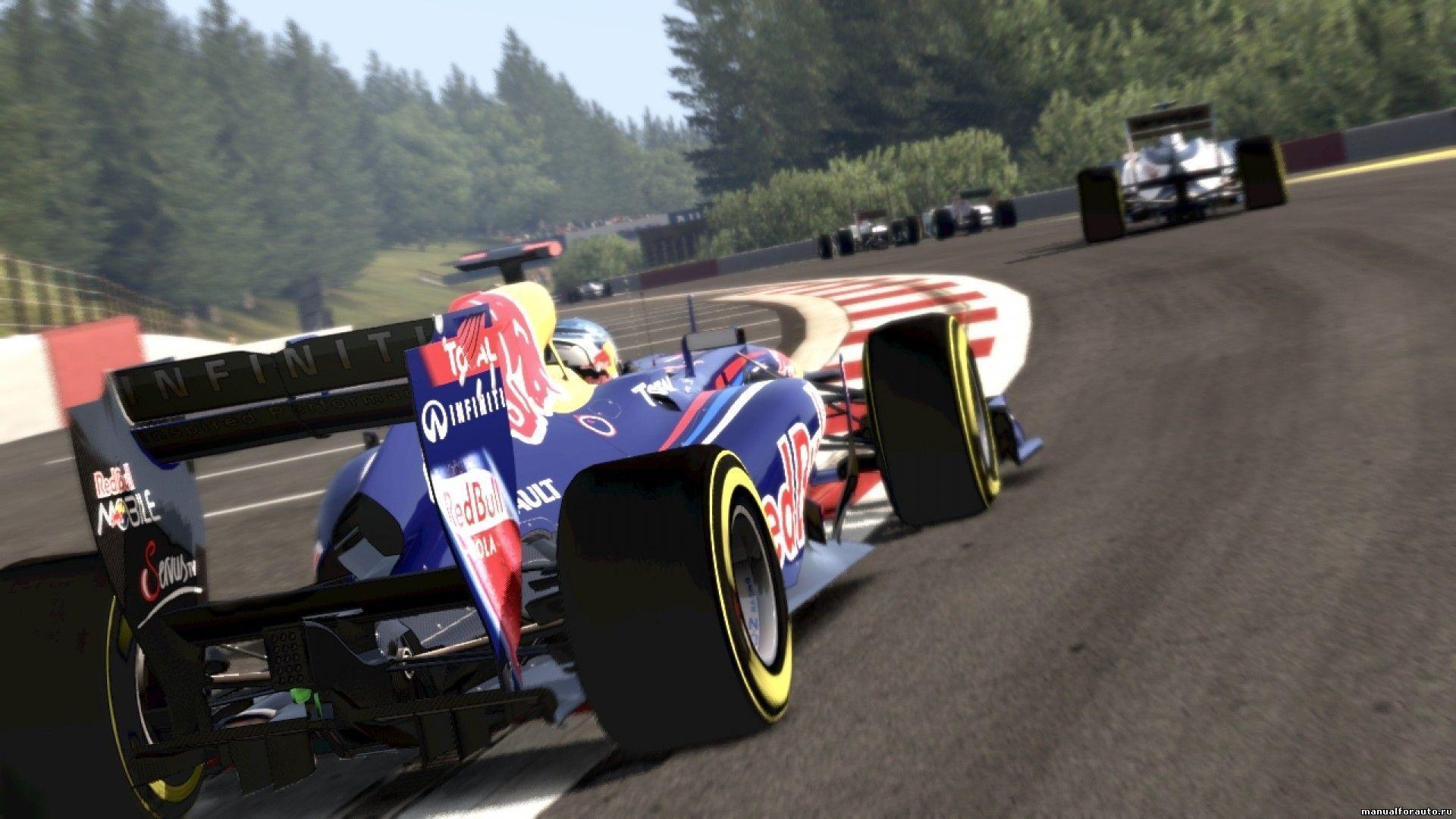 формула 1 игра 2011, F1 2011