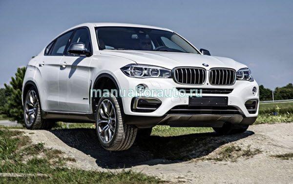 BMW X6 установка сигнализации