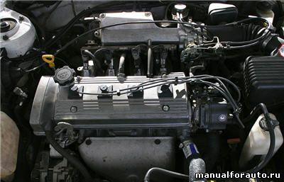 двигатели тойота, ремонт двигателя, 5S-FE, 3S-GTE, Руководство по ремонту, 4A-FE