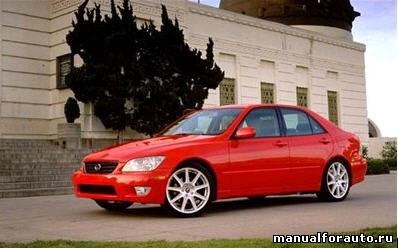 manual, Toyota, Workshop, is 200, Service, repair, Lexus, 200, Инструкция, is200