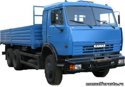 Типовые нормы времени на ремонт грузовых автомобилей марок МАЗ, КАМАЗ, КрАЗ