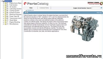 Detroit Diesel Parts Catalog