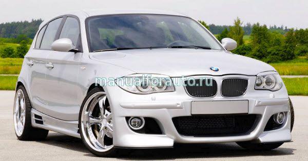 BMW серия 1 кузов Е87