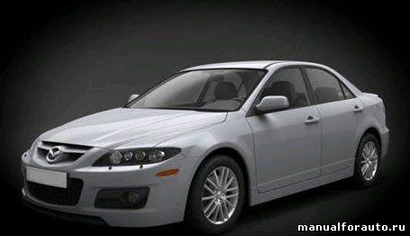 3ds Max модели Mazda 6 MPS