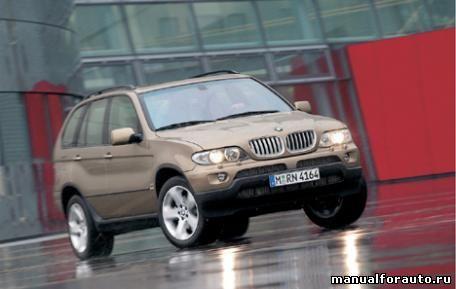 BMW Х5 Руководство по ремонту модель с 1998 года