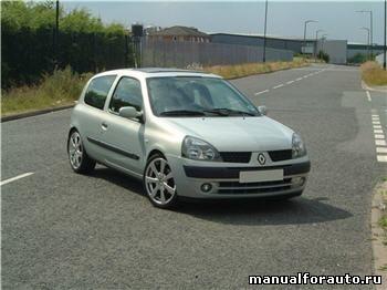 Renault Clio, Symbol руководство по ремонту