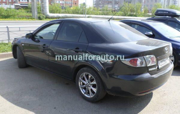 Электрические схемы Mazda 6