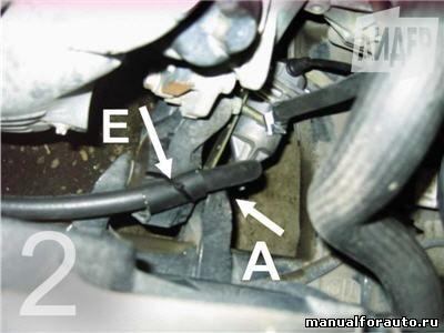 установка электроподогрева в chevrolet cobalt