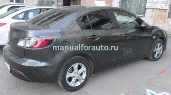 Технические жидкости Mazda 6, Лампочки Mazda 6