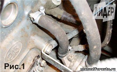niva severs 1 - Установка предпускового подогревателя двигателя на нива шевроле