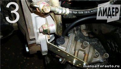 Северс М Daewoo nexia подогрев двигателя