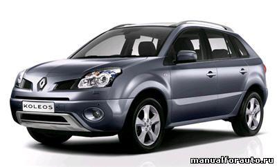 Renault Koleos Руководство по экплуатации