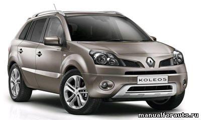 Установка сигнализации Renault Koleos