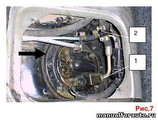 Подогрев двигателя Ваз 2110