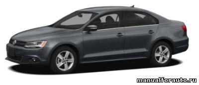Установка сигнализации Volkswagen Jetta 6