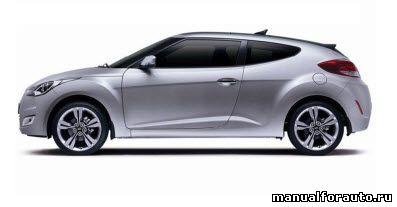 Установка сигнализации Hyundai Veloster